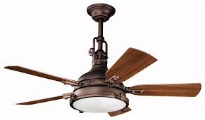 image of best nautical ceiling fan light kit design
