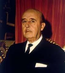 El general Francisco Franco. - franco-francisco