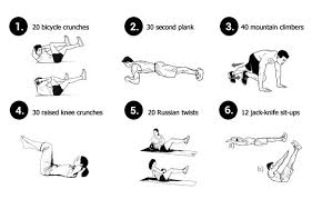 best tummy workout to lose fat aarti