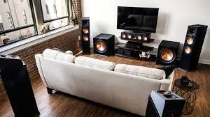klipsch home theater system. klipsch reference premiere center channel speakers atmos home theater system y