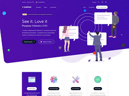 Purpose Website Ui Kit Bootstrap Themes