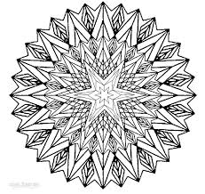 Small Picture Printable Mandala Coloring Pages For Kids Cool2bKids