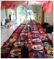 Kitchen Tea Theme Venue And Halaal Catering For All Functions Moroccan Theme Or