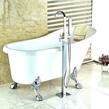 portable pet bathtub pet bathtub pet faucet sprayer bathtub sprayer solid brass bathroom tub faucet free