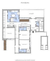 modern beach house with minimalist interior design sweden