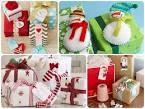 Оформить подарок для детей