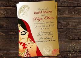 Mehndi Invites Bollywood Invitation Mehndi Invitations Indian