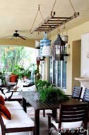 gazebo chandelier with remote outdoor lighting patio large pillar candle real ideas crystal diy backyard