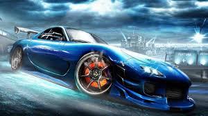 new mazda rx7 - spider cars