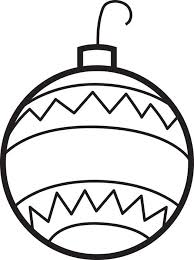 Printable Coloring Pages Christmas Ornaments Design Kids Design Kids