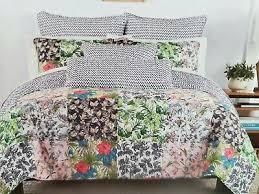rachel roy full queen cotton quilt