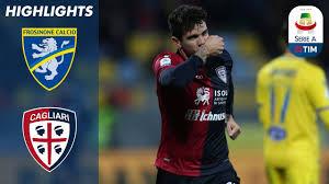 Video/ Frosinone Cagliari (1-1): highlights e gol della ...