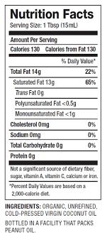 Nutiva Organic Extra Virgin Coconut Oil 29 Oz