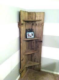 book shelf with doors barn door into a corner shelf bookshelf with doors bookcase glass diy