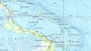 Abaco Historic Maps Rolling Harbour Abaco