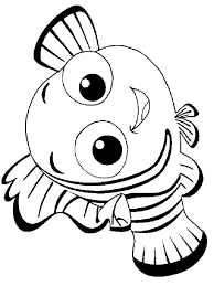 Small Picture Finding Nemo coloring pages Download and print Finding Nemo