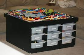 April 17, 2021 by jennifer scum. 28 Lego Tables With Storage We Love Spaceships And Laser Beams