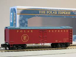 Would you like to tell us about a lower price? Lionel American Flyer Polar Express Reefer S Gauge Christmas Santa 6 49951 New 79 84 Picclick