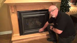 heatilator gas fireplace operation