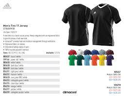 Mens Adidas Uniforms