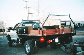 Custom Flatbeds | R & R Custom Truck Bodies