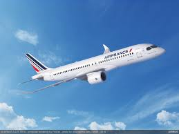 Air France Klm Signs Commitment For 60 A220 Aircraft