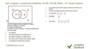 How To Solve Venn Diagram Word Problems Venn Diagrams Problems Math Kids Revision Worksh