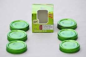 Decorative Mason Jar Lids Canning Lid Rack Lid Sterilizing Rack for Canning Pressure 41