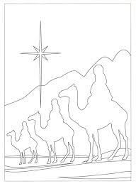 Film : Three Wise Men Story For Children Epiphany Coloring Pages ...