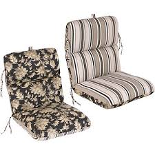Replacement Patio Chair Cushion Fallenton Coal Armona Jet