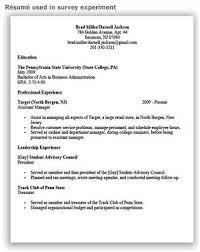 Sample Resume For College Students Still In School Resume Sample