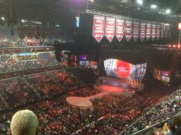 Capital One Arena Section 413 Concert Seating