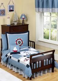 modern boys bedding kids bed shark nautical for bedroom