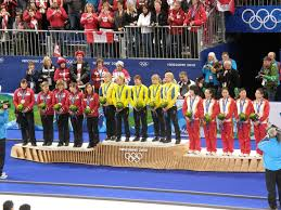 List of Olympic medalists in curling - Wikipedia