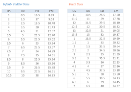Clarks Boots Size Chart Clarks Us Size Chart Bedowntowndaytona Com