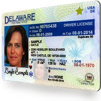 Driver's Soon Cycle On To License 8-year Delaware Renewals Be