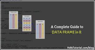 dataframe in r create update delete
