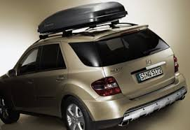 mercedes ml roof racks emercedesbenz the unofficial mercedes benz weblog