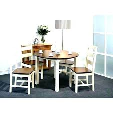 outstanding 42 inch round kitchen table sets and chairs tall dining black round dining table set