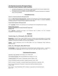 Professional Vocational Rehabilitation Counselor Resume Page2