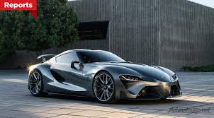 2018 toyota gt.  toyota toyotaft1 and 2018 toyota gt l