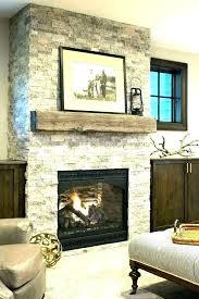 mosaic tile fireplace surround surprising glass stylish