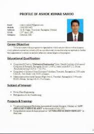 Ideas Collection Extra Curricular Activities In Resume Samples With