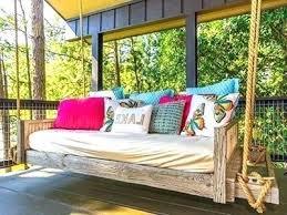 outdoor swinging beds swinging outdoor beds daybed outdoor daybed swing diy swinging outdoor beds outdoor hanging