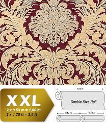 Barok Behang Edem 9017 35 Vliesbehang Hardvinyl Warmdruk In Reliëf
