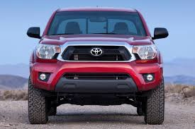 Comparison - Toyota Tacoma Regular-cab Base 2014 - vs - Toyota ...