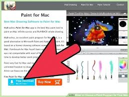 best painting programs for mac image titled choose a paint program for your mac step 2 best painting programs for mac