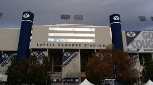 Byu Cougar Stadium Seating Chart Lavell Edwards Stadium Byu Cougars Stadium Journey