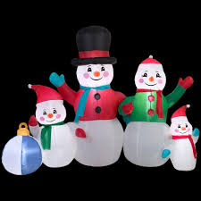 3 6 christmas inflatables outdoor christmas decorations