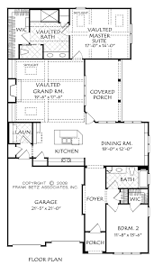 indian hawthorne narrow house plans